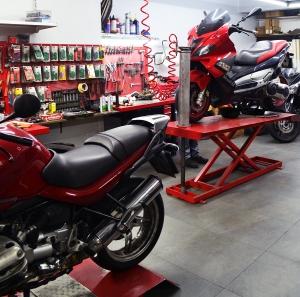 Taller de Motos - Motos Castañera